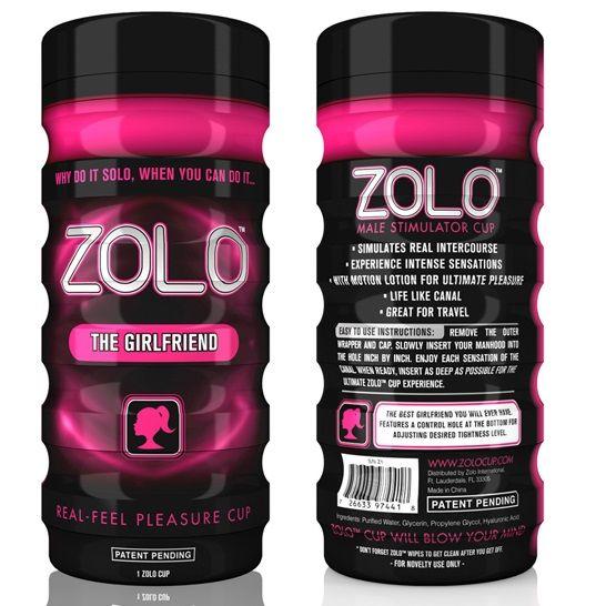 Zolo - Zolo Cup  Masturbador &quote;la Novia&quote;