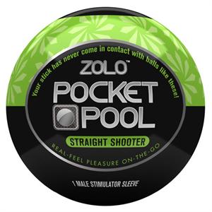 Zolo Pocket Bola Masturbador Straight