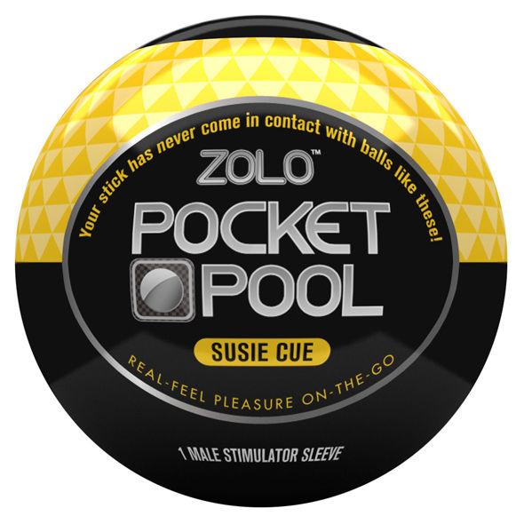 Zolo - Zolo Pocket Bola Masturbador  Susie Cue